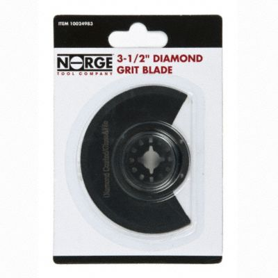 3-1/2&#034; Diamond Grit Blade